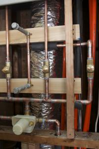 Photo of HVAC upgrade.